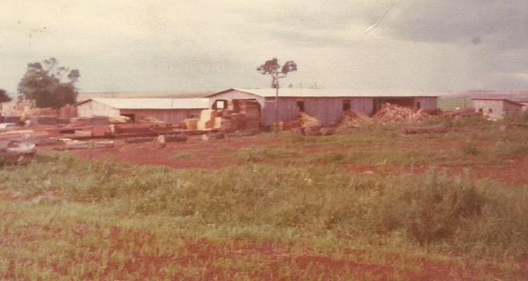 [Foto da empresa em 1979]